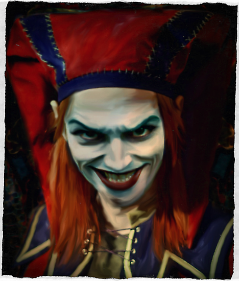 Jester by mephiztophel