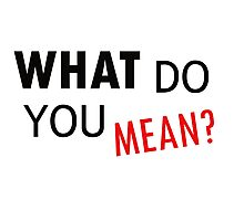 Justin Bieber - What do you mean Photographic Print