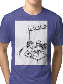 Mirror Tri-blend T-Shirt