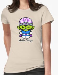 Hello Mojo Womens Fitted T-Shirt