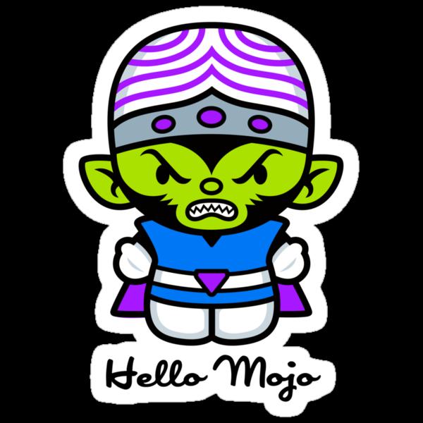 Hello Mojo by harebrained