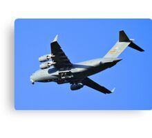 U.S. Air Force From Charleston Canvas Print