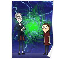 Doctor and Clara Poster