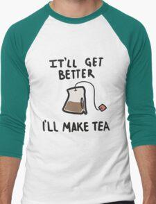 It'll Get Better Men's Baseball ¾ T-Shirt