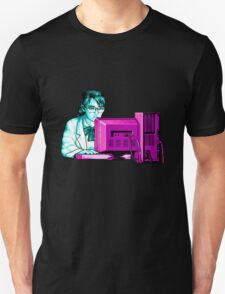 Research (Blue / Pink) T-Shirt