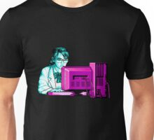 Research (Blue / Pink) Unisex T-Shirt