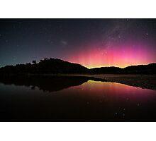Aurora Australis Photographic Print