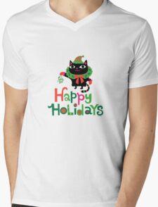 Happy Catiday Holiday   T-Shirt