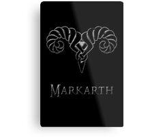 Markarth Metal Print