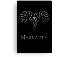Markarth Canvas Print