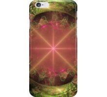 Magic Pink Clock iPhone Case/Skin