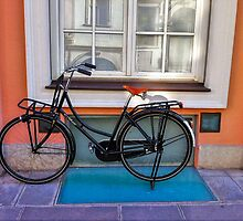 Commuter Bike - Italy by David Galson