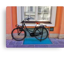Commuter Bike - Italy Canvas Print