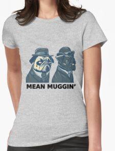MEAN MUG PUGS - Ozzy & Kubrick - Mean Muggin' T-Shirt