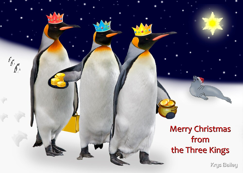 The Three Kings by Krys Bailey
