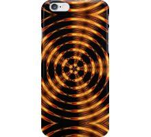 Hypnotic Gold iPhone Case/Skin