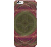 Geometric Cross iPhone Case/Skin