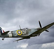 The Lytham Spitfire by Peter Stone
