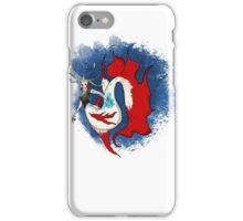 Mermaid Steele iPhone Case/Skin