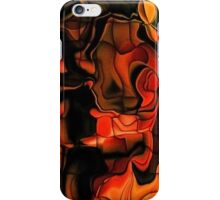 Fiery Jigsaw iPhone Case/Skin