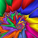 Extreme Rainbow Splash by pjwuebker
