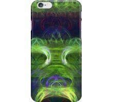 Disbelief in Green iPhone Case/Skin