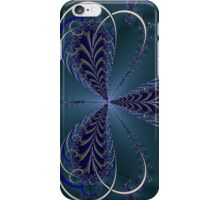 Delicate Insect Wings At Midnight iPhone Case/Skin