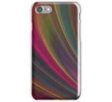 Dark Rainbow Swirls iPhone Case/Skin