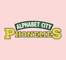 Alphabet City Phonemes Kids Clothes