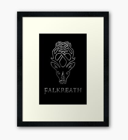 Falkreath Framed Print