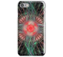 Colorful Spinning Swirls iPhone Case/Skin