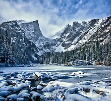 Dream Lake by Adam Northam