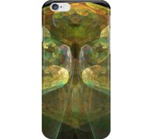 Colorful Brain Matter Abstract iPhone Case/Skin