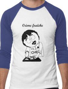 Creme Fraiche South park Men's Baseball ¾ T-Shirt