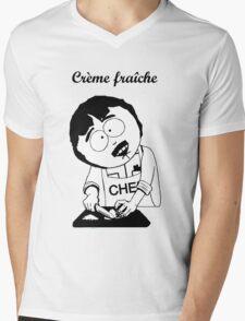 Creme Fraiche South park Mens V-Neck T-Shirt