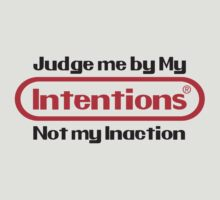 Nintendo Intentions by oawan