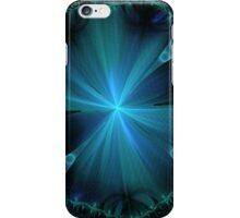 Blue Jellyfish iPhone Case/Skin