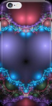 Blue Heart by pjwuebker