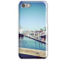 Olympia water front  iPhone Case/Skin