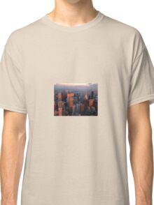 Sub-zero Sunset (NYC) Classic T-Shirt