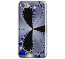 Blue and Silver Wind Mill iPhone Case/Skin