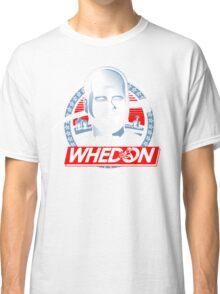 Vote Whedon  Classic T-Shirt