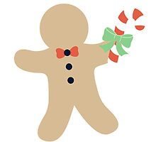 Gingerbread man #1 by simplepaperplan