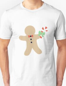 Gingerbread man #1 T-Shirt