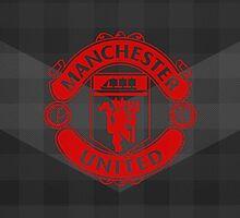 manchester united old trafford by arisfebriyanto