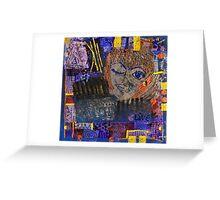 Wink Wink Greeting Card
