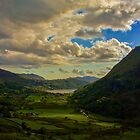 Welsh Valley by Lorne Cooper