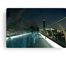 Sequential  Canvas Print