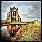 Whitby Abbey by thejourneysofar