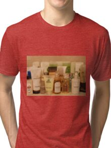 too many hotel stays Tri-blend T-Shirt